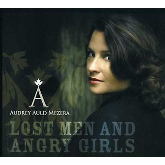 Audrey Auld Mezera - Lost mænd & Angry Girls [CD] USA import