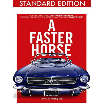 Faster Horse [DVD] USA import