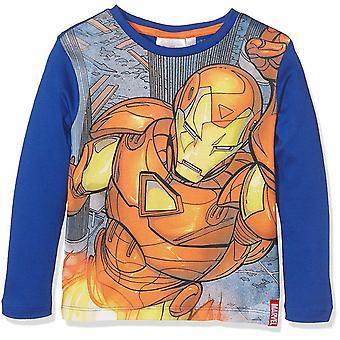 Garçons Marvel Avengers manches longues T-Shirt / Top