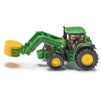 Siku Tractor With Bale Gripper  (Toys , Vehicles And Tracks , Mini Vehicles , Tractors)