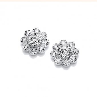 Cavendish French Dancing Daisy Earrings