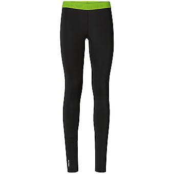 Erima Women Green Concept Running Tights Long Laufhose - 829507