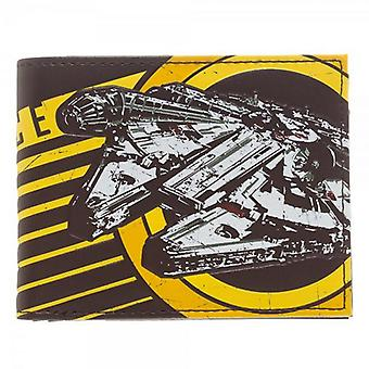Star Wars Star Wars Millennium Falcon Rebel Alliance Wallet