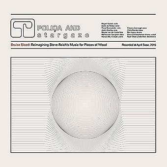 Polica - blå mærker blod: Reimagining Steve Reichs musik til [Vinyl] USA import