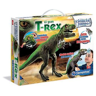 Clementoni T-Rex With Lights And Sounds