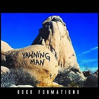 Yawning Man - klippeformationer [CD] USA import