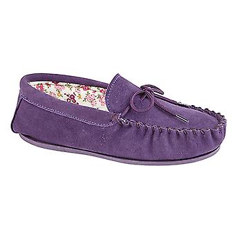 Mokkers Womens/Ladies Lily Slip On Slippers