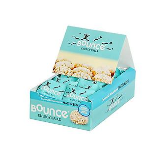 Bounces, Coconut Macadamia Bounces, 12 x 40g