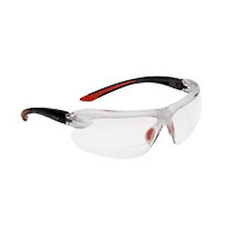 Bolle Iridpsi3 Iris Spectacles Clear Lens +3