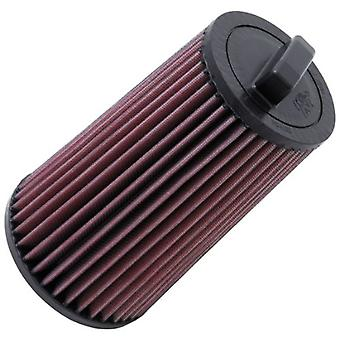 K&N E-2011 High Performance Replacement Air Filter