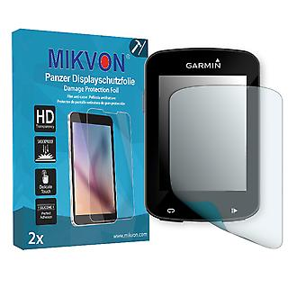 Garmin Edge 820 Screen Protector - Mikvon Armor Screen Protector (Retail Package with accessories)
