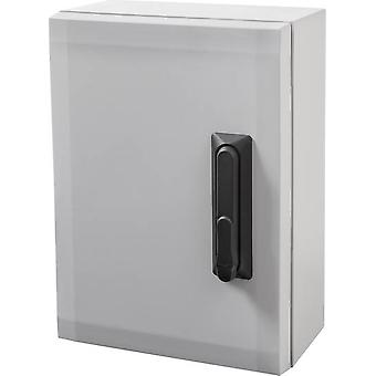 Wall-mount enclosure, Build-in casing 400 x 300 x 150 Polycarbonate (PC) Ligh