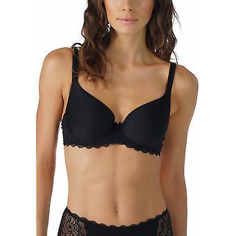 Mey Bügeln 74808-3 Frauen Allegra schwarz einfarbig volle BH