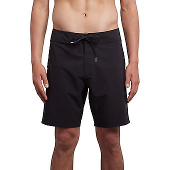 Volcom Lido Solid Mod 18 Mid Length Boardshorts