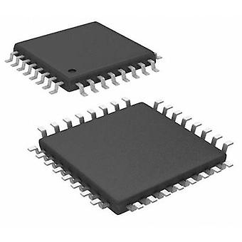 Embedded microcontroller ATMEGA48P-20AU TQFP 32 (7x7) Microchip Technology 8-Bit 20 MHz I/O number 23