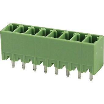 Socket enclosure - PCB Total number of pins 5 Degson 15EDGVC-3.5-05P-14-00AH Contact spacing: 3.5 mm 1 pc(s)