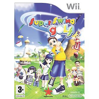 Super Swing Golf (Wii)