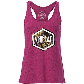 Animal Tropic Hex Sleeveless T-Shirt