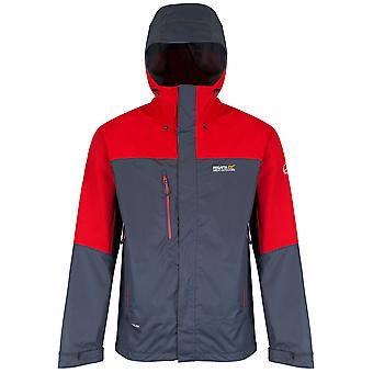 Regatta Great Outdoors Mens Cross Penine III Waterproof Hybrid Jacket