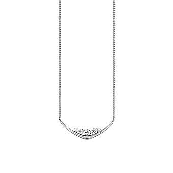 Joop women's chain necklace stainless steel Silver simply modern JPNL00004A420