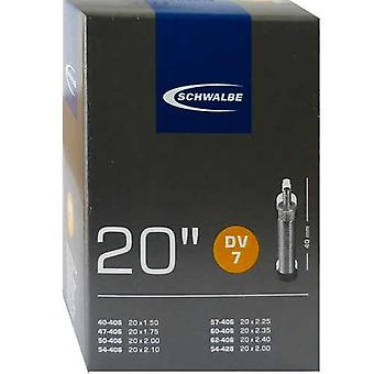 SCHWALBE DV 7 bicycle tube 20″