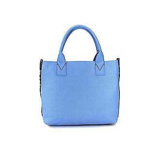 PINKO TASCHE ABADECO LIGHT BLUE S