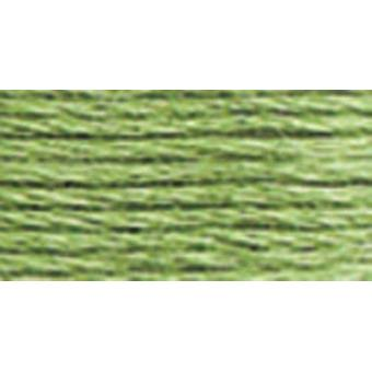 DMC 6-Strand Embroidery Cotton 100g Cone-Pistachio Green Light