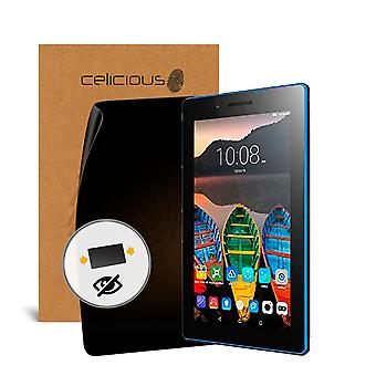 Celicious Privacy 2-Way Visual Black Out Screen Protector for Lenovo Tab 7