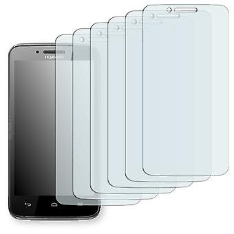 Huawei Ascend Y511 display protector - Golebo-semi Matt protector