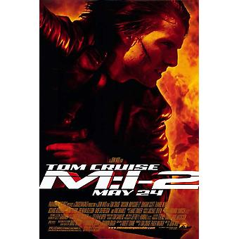 Mission Impossible 2 Movie Poster (11 x 17)