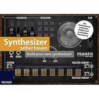 Synthesizer assembly kit Franzis Verlag Synthesizer selber bauen 978-3-645-65341-1 14 years and over