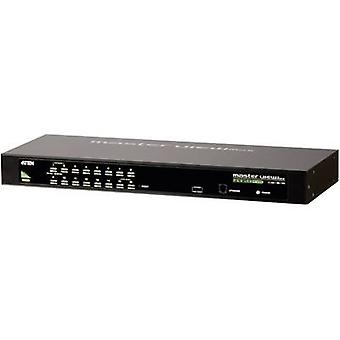 ATEN CS1316-AT-G 16 ports KVM changeover switch VGA USB, PS/2 2048 x 1536 pix