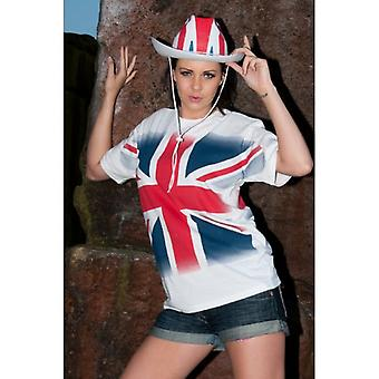 Union Jack Wear Union Jack Designer T Shirt