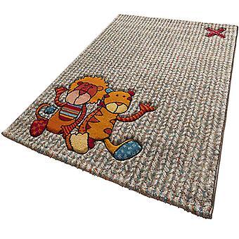 Rugs -Sigi-Kid Patchwork Sweety Red - SK 21966-761