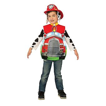 Rubies Marshall Ride-On Candy Catcher Costume Fancy Dress