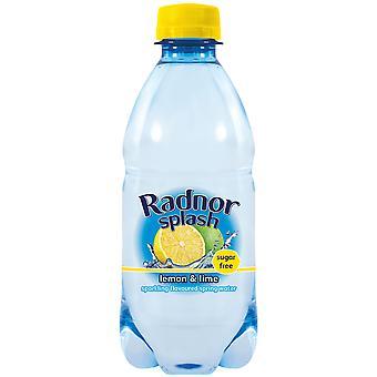 Radnor Splash Sekt Zitrone und Limette