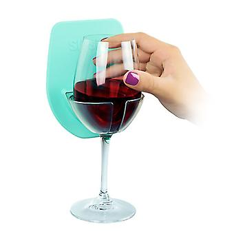 Sipski Shower Wine Glass Holder