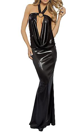 Waooh 69 - Evening Long Dress From Latissa