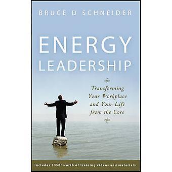 Dirección de energía - transformando su lugar de trabajo y su vida de la