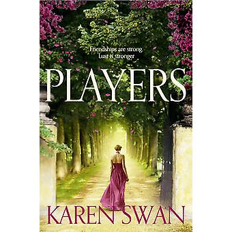 اللاعبين (طبعة جديدة) كارين سوان-كتاب 9781447223733