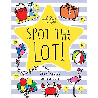 Spot the Lot by Lonely Planet Kids - 9781760341022 Book