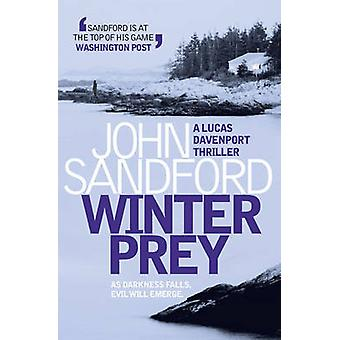 Winter Prey (Re-issue) by John Sandford - 9781849834797 Book