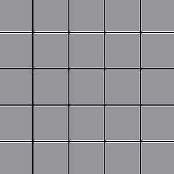 Metal mosaic Stainless Steel ALLOY Century-S-S-MA