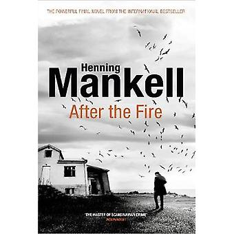 After the Fire by Henning Mankell - 9781910701768 Book