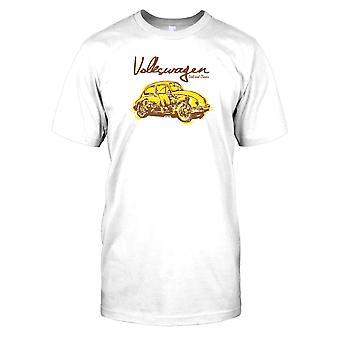 VW Beetle - Cool And Classic Mens T Shirt