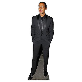 Marvin Humes Lifesize Cardboard Cutout / Standee / Standup