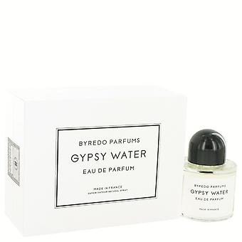 Byredo Gypsy Water by Byredo Eau De Parfum Spray (Unisex) 3.4 oz / 100 ml (Women)