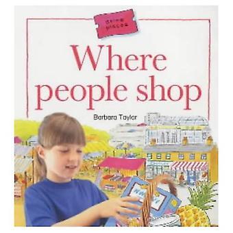 Där människor Shop (kommer platser)