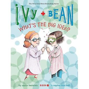 ¿Hiedra y Bean lo que es la Gran Idea? (Hiedra y Bean serie #7)