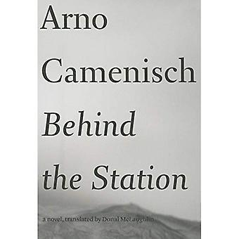Bag stationen: en roman (schweiziske litteratur serie)